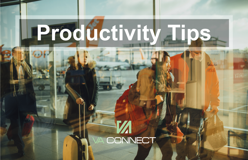 Top Productivity Tips for every Business Professional