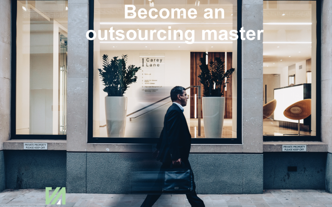 We'll show you how to become an Outsourcing Master with these tips