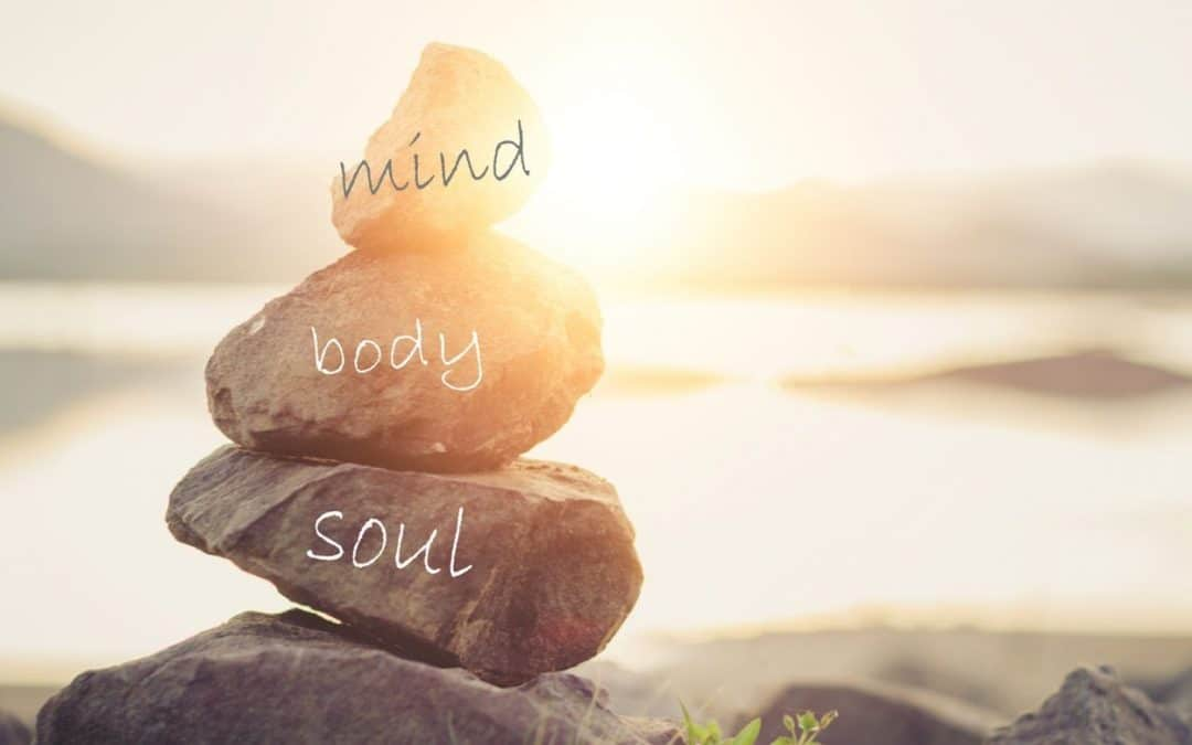 Perfect balance for your mind, body and soul